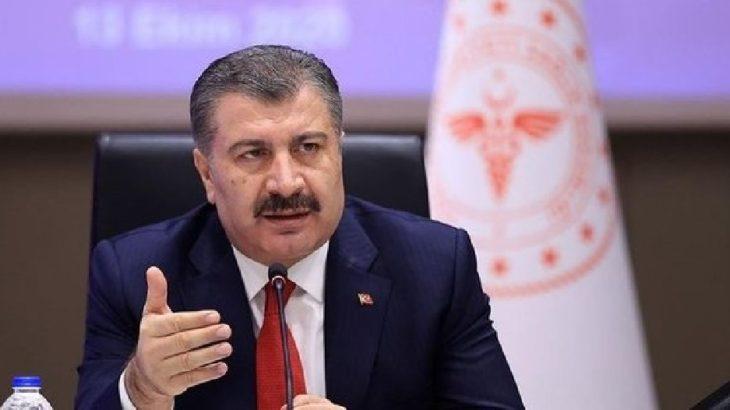Bakan Koca: Bazı illerdeki vaka artışı tüm Türkiye için risk