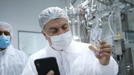 Bakan Koca: Yerli aşıda insan üzerinde deneme aşamasına geçtik