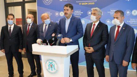 Bakan Kurum'dan Azerbaycan açıklaması