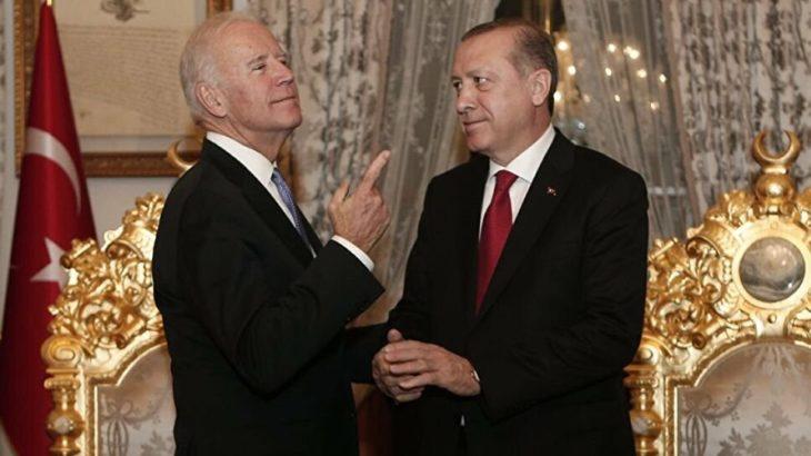 AKP Biden'e de hazır: Türkiye'yle yeni işbirliklerini tetikler