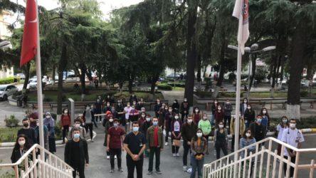 Cerrahpaşa Tıp Fakültesi öğrencilerinden yemekhane boykotu