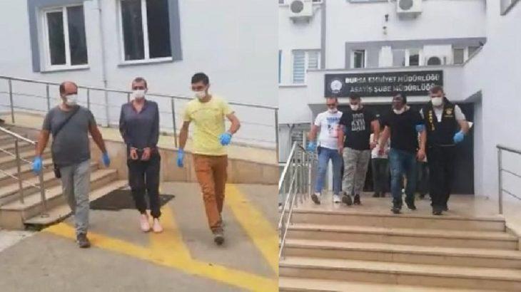 Bursa'da fuhuş için trans bireyle anlaşan adamı önce gasp eden çete, sonra hamamda tövbe ettirdi