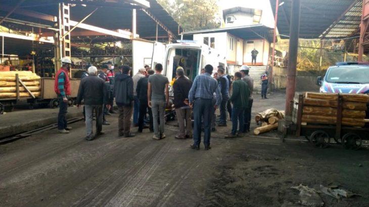 Çorum'da maden ocağında göçük: 1 işçi hayatını kaybetti, 3 yaralı