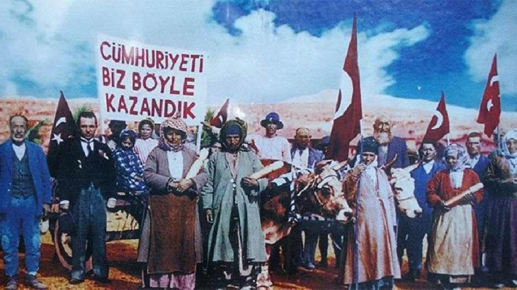 29 Ekim 1923: Cumhuriyet kuruldu