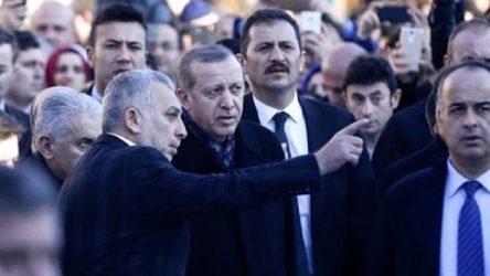 AKP'li eski vekilden Harun Karadeniz paylaşımı!