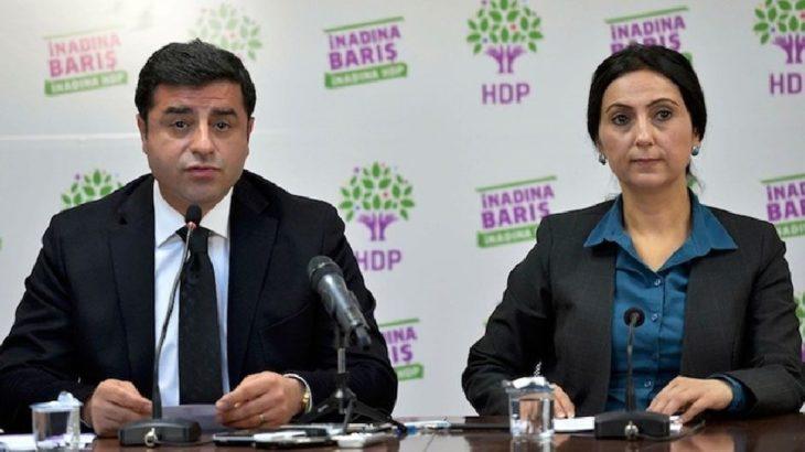 Demirtaş ve Yüksekdağ için tutukluluğa devam kararı verildi