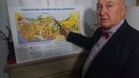 Prof. Dr. Ahmet Ercan: Kuzey Ege Kırığı'nda bir hareketlenme var