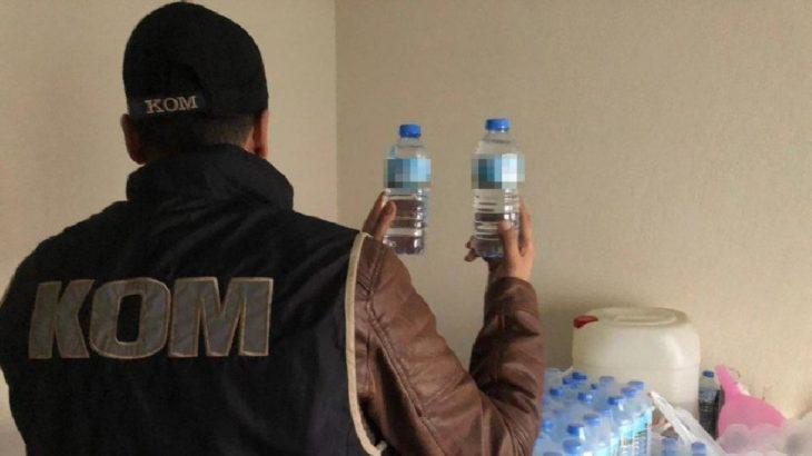 İzmir'de sahte içkiden ölenlerin sayısı 11 oldu