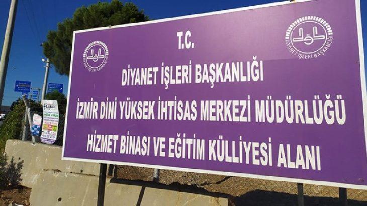 50 dönümlük arazi Diyanet'e devredildi: Dini Yüksek İhtisas Merkezi yapılacak