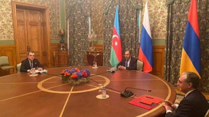 Azerbaycan ile Ermenistan arasında ateşkes anlaşması imzalandı