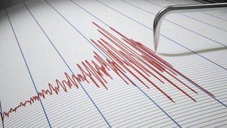 Kuşadası'nda 5.1 şiddetinde deprem
