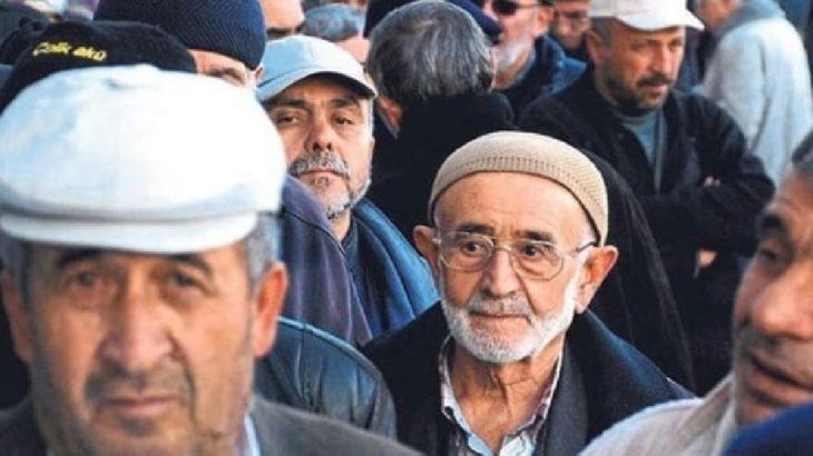 Türkiye, emekliliğin en kısa sürdüğü ülkelerden