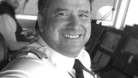 THY pilotu Covid-19 nedeniyle hayatını kaybetti