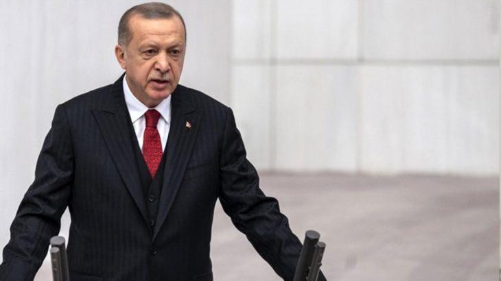 Erdoğan: Çoklu baro çalışmasını TTB ve diğer meslek odalarında da yapacağız