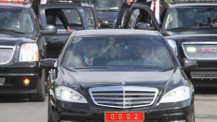 Türkiye makam aracı sayısında 'dünya lideri'!