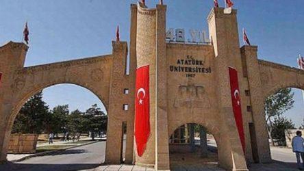 Atatürk Üniversitesi öğrenci yurdu İnsan Vakfı'na kiralanmış