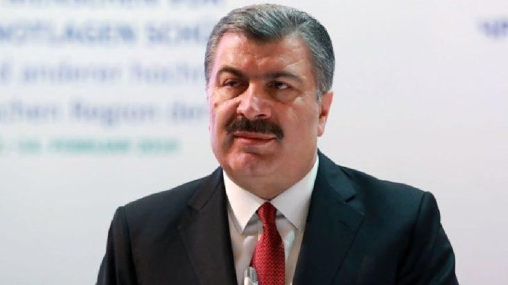 Sağlık Bakanı Fahrettin Koca'dan 'tedbir' açıklaması