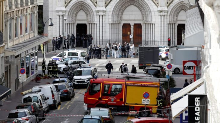 Fransa'daki saldırganın kimliği belirlendi