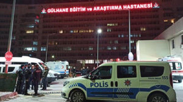 Ankara'da sağlık emekçilerine ve polise saldırı: 20 gözaltı