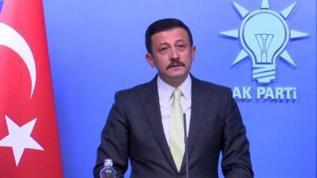 AKP Genel Başkan Yardımcısı korona oldu