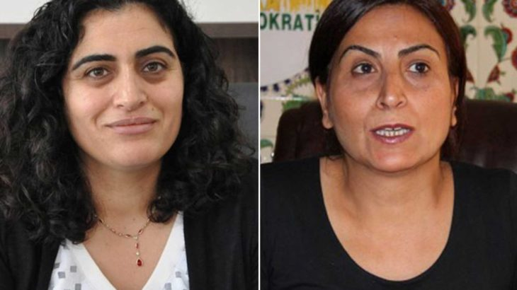 'Kobani eylemleri' soruşturmasında Sebahat Tuncel ve Aysel Tuğluk hakkında tutuklama kararı