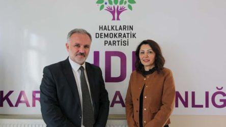 Kars'ta HDP'ye operasyon