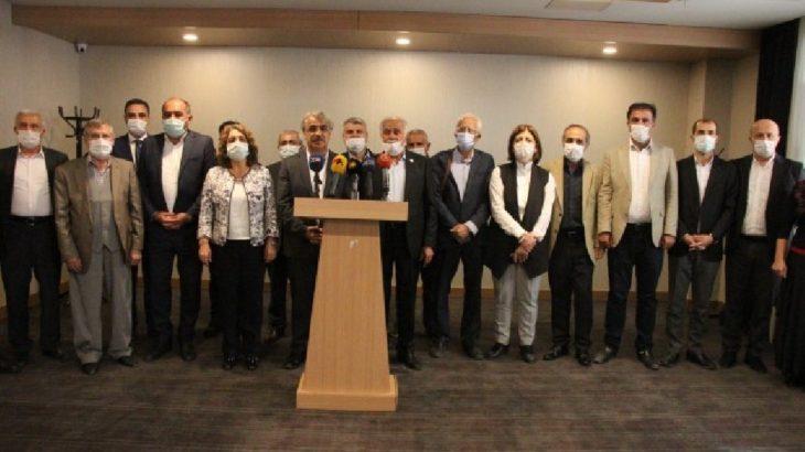 HDP'li Sancar'dan 'Kürdistani ittifak' açıklaması