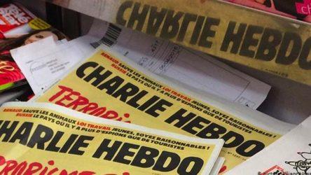 Charlie Hebdo'ya resen soruşturma