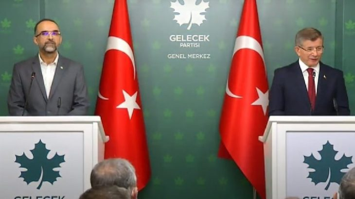 Hizbullah'tan Davutoğlu'na 'davet'