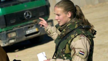 Hollanda'da cinsiyet eşitliği: Kadınlara da zorunlu askerlik
