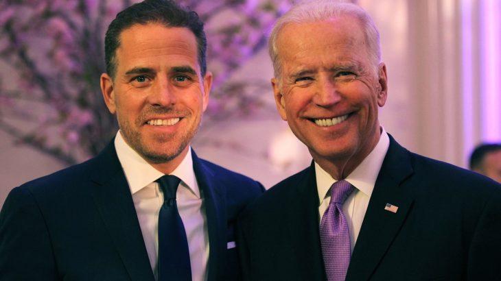 Facebook ve Twitter, Biden'ın oğluna siper oldu