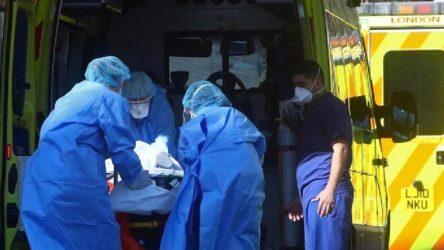 İngiltere'de önlemler 'zayıf' kalıyor: Bir günde koronadan 532 ölüm daha