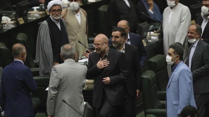 İran'da Meclis Başkanı koronavirüse yakalandı