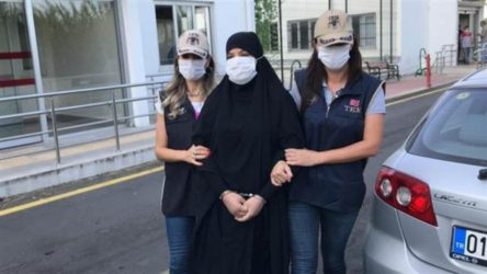 Kırmızı bültenle aranan IŞİD üyesi Adana'da yakalandı