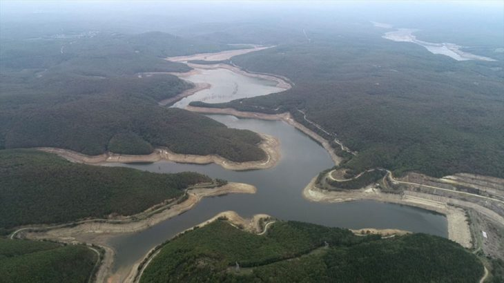 Yağış alamayan İstanbul'a İBB'den çağrı: Suyu tasarruflu kullanalım