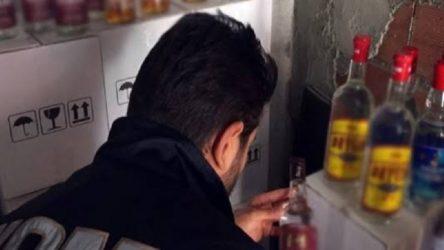 İzmir'de sahte içkiden ölenlerin sayısı 8 oldu