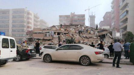 İzmir'de deprem: En az 12 can kaybı