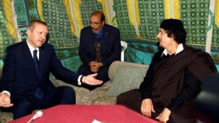 Kaddafi'nin kayıp serveti Türk çiftte bulundu!