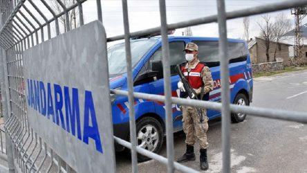Denizli Çameli'de 1 mahalle daha karantinaya alındı