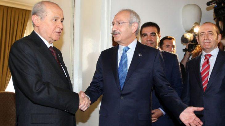 Kılıçdaroğlu Bahçeli'yi 'yeter artık' demeye çağırdı