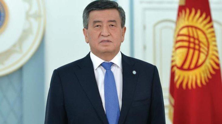 Kırgızistan'da başbakan ve kabine üyeleri görevden alındı
