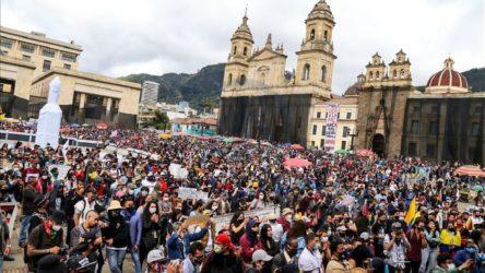 Kolombiya'da genel grev