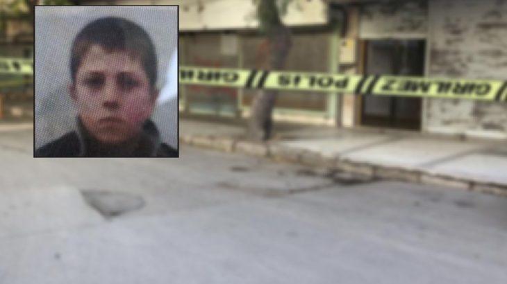 14 yaşındaki çocuk işe giderken bıçaklanarak öldürüldü