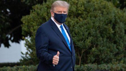 Trump koronavirüs testini de dikkate almadı: Miting planı yapıyor!