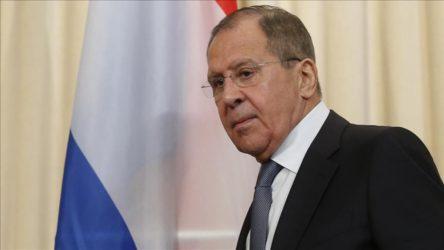 Lavrov: Türkiye'nin Karabağ'daki çözüm görüşüne katılmıyoruz
