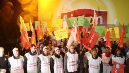 Lipton işçileri 6 Ekim'de greve çıkıyor
