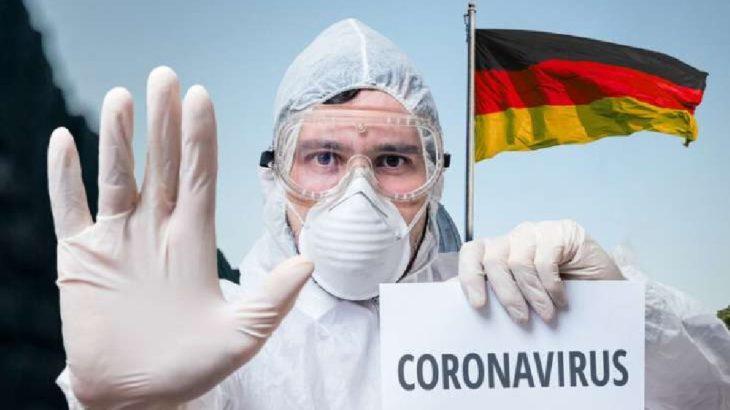 Almanya'da vaka sayısı 10 binin üzerine çıktı