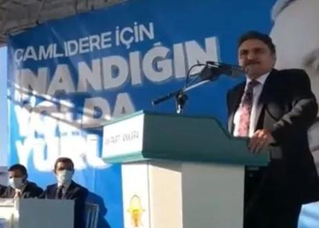 Ziya Selçuk, AKP'li belediye başkanı hakkında hukuki süreç başlattı