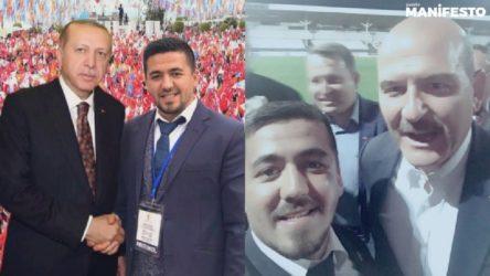 AKP Gençlik Kolları üyesinden skandal sahte içki paylaşımı