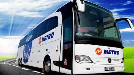 Yine Metro Turizm: 17 yaşındaki çocuğa otobüste cinsel istismar